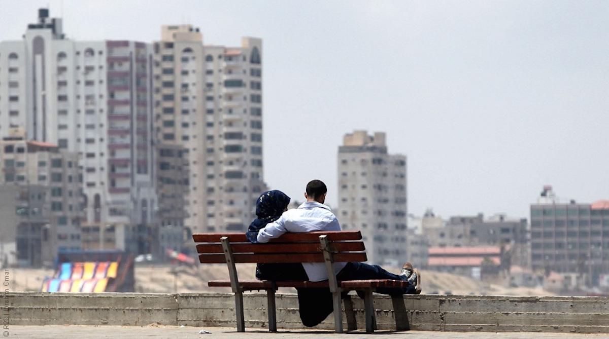 """العلاقات في غزة مازالت تبنى على قاعدة """"لاجىء"""" و""""مواطن"""""""