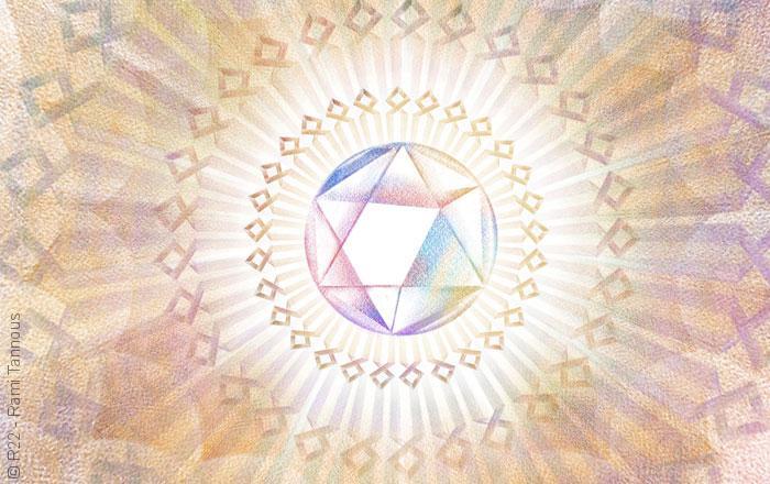 خلق الكون - الخلق بالنور