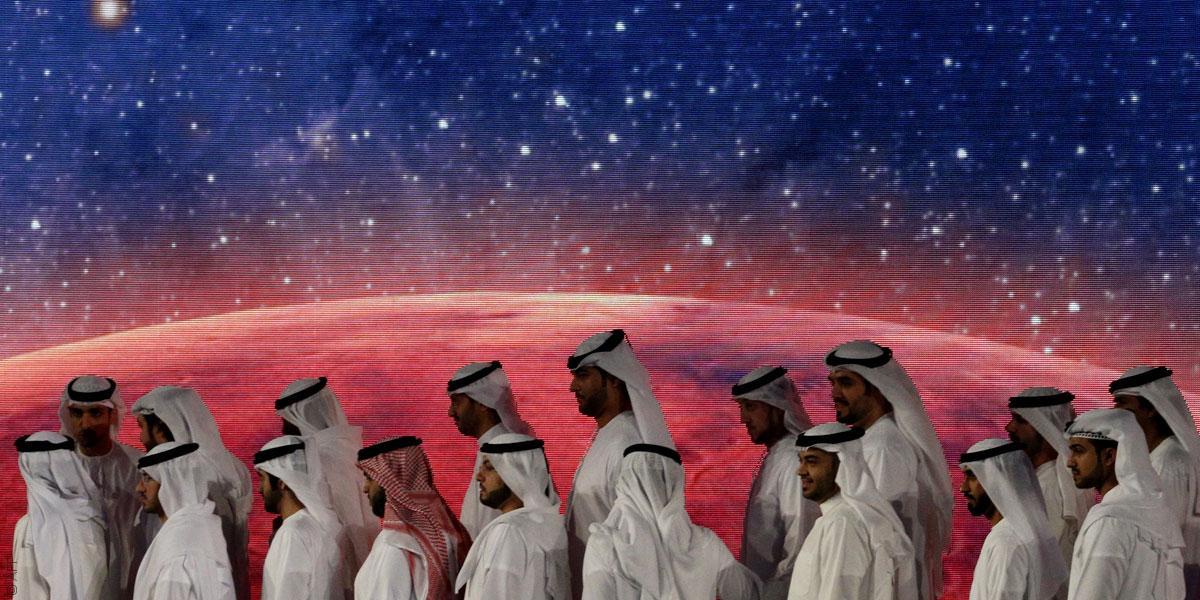 الإمارات ستكون أول دولة عربية تستكشف الفضاء