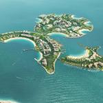أكثر الجزر المثيرة للاهتمام والمعروضة للبيع في منطقة الشرق الأوسط