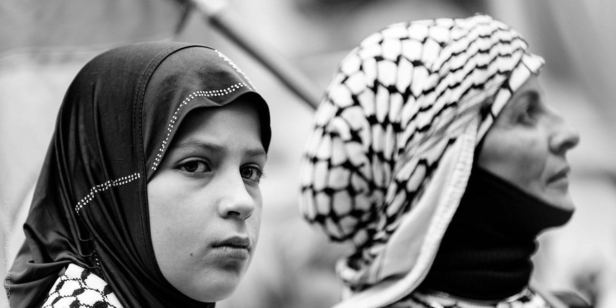 كيف يتعامل المجتمع مع أرامل الشهداء في قطاع غزة؟