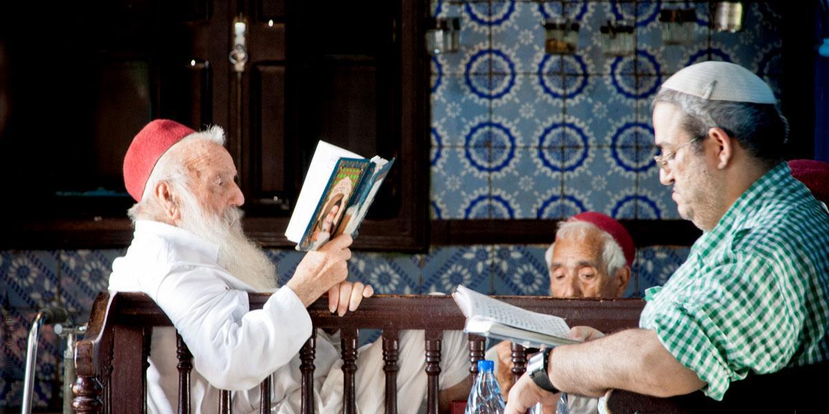 الفنانين اليهود في العالم العربي