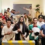 تلفاز 11: لقاء السعودي بأناه العليا
