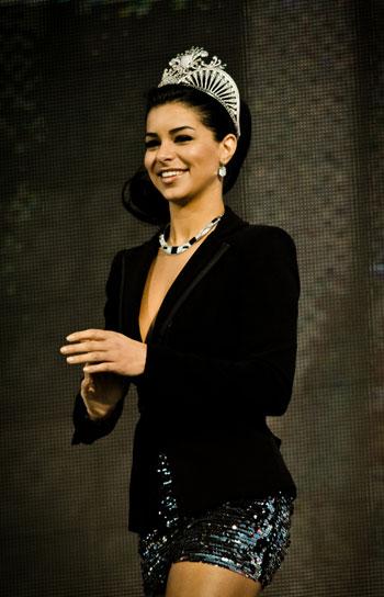 ملكات جمال عالميات من أصول عربية - ريما فقيه