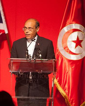 سياسيو المغرب العربي الكتاب - منصف المرزوقي