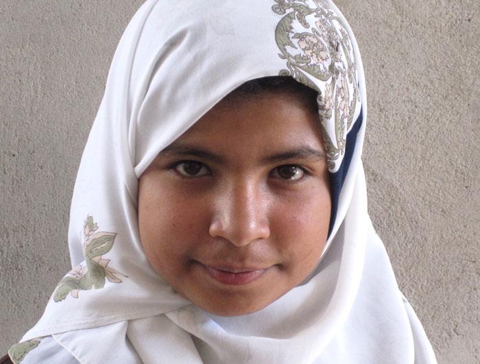 زواج القاصرات في اليمن .. حيث الزواج المبكر يكاد أن يكون القاعدة - صورة طفلة
