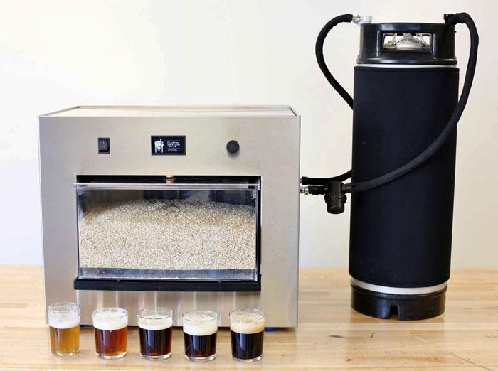 مطبخ المستقبل - أدوات مطبخ إلكترونية ستحدث ثورة في مطبخكم - PicoBrew