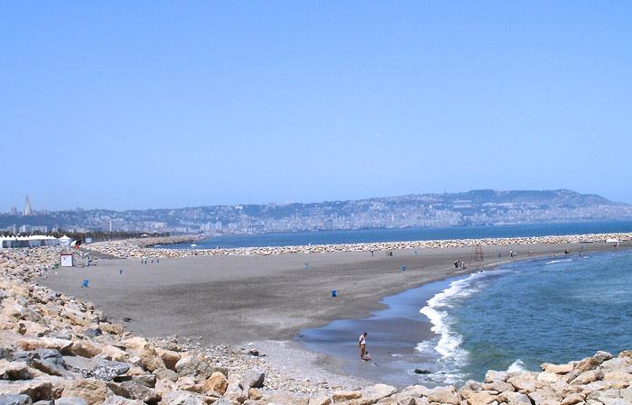 أماكن عليكم زيارتها في الجزائر العاصمة - الواجهة البحرية