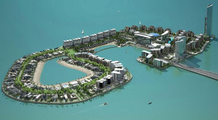 جزر للبيع في الشرق الاوسط - اهم الجزر للبيع في الشرق الاوسط - Reef-Island
