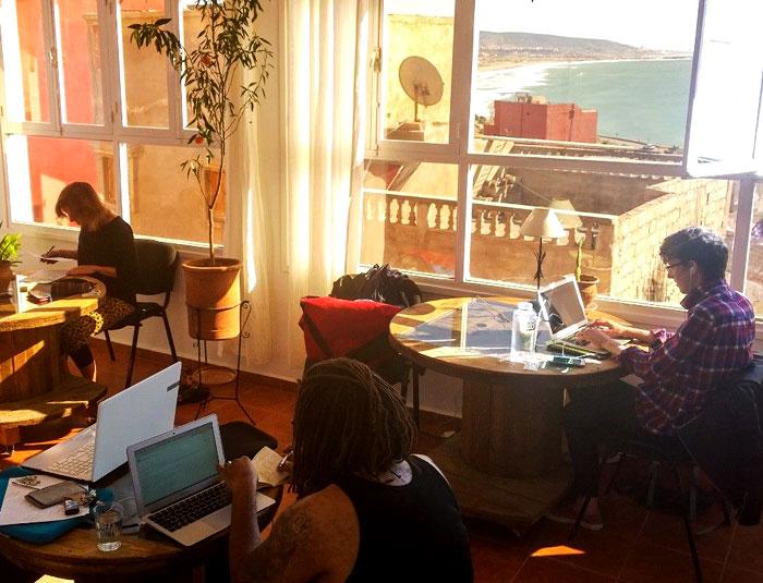 أبرز مساحات العمل المشتركة في المغرب - SUNDESK