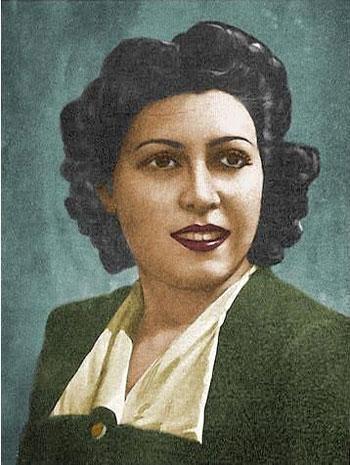 الفنانين اليهود في العالم العربي - سليمة مراد