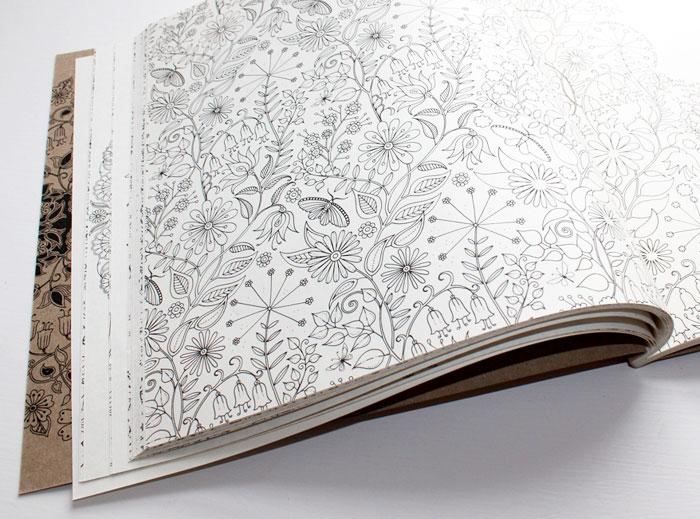 كتاب secret garden