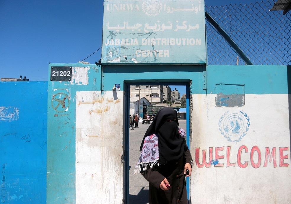 العلاقات في غزة مازالت تبنى على قاعدة لاجىء ومواطن - صورة 1
