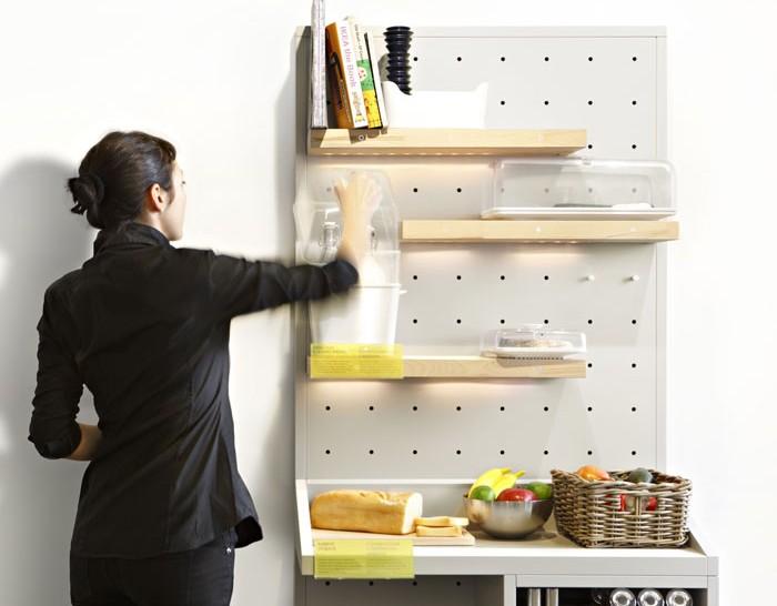 مطبخ المستقبل - أدوات مطبخ إلكترونية ستحدث ثورة في مطبخكم - Visible-Fridge