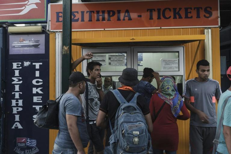 توثيق رحلات الهجرة إلى أوروبا عن طريق فيسبوك