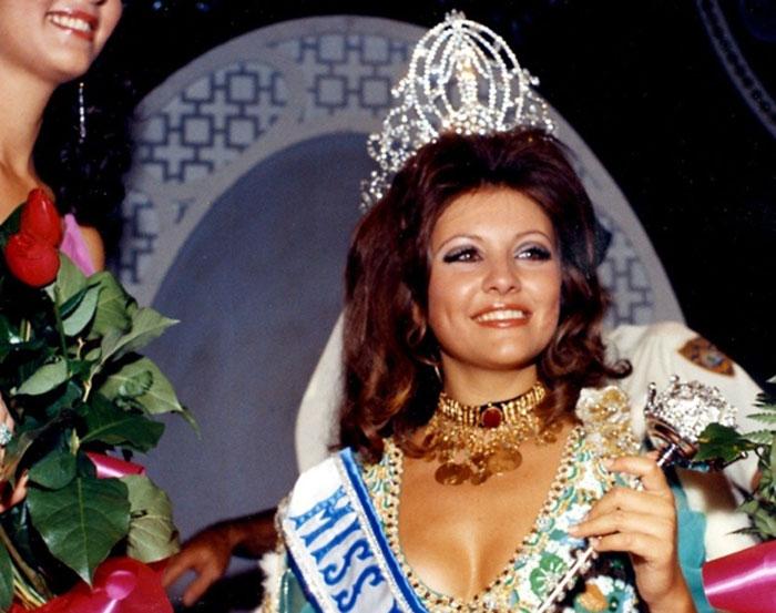 ملكات جمال عالميات من أصول عربية - جورجينا رزق