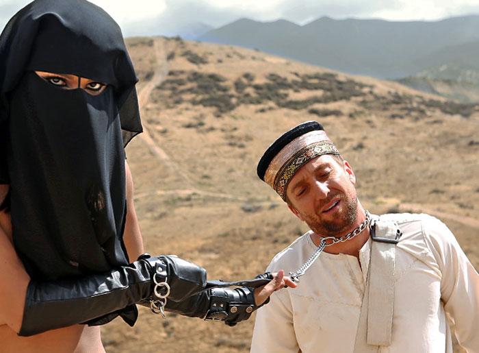 شريط نساء الشرق الأوسط الجنسي