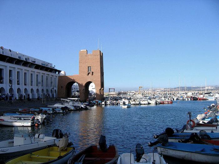 أماكن عليكم زيارتها في الجزائر العاصمة - ميناء سيدي فرج