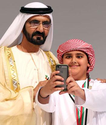 مخترعون عرب صغار - متخرعون صغار عرب دون سن الـ15 - أديب البلوشي