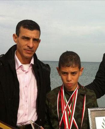 مخترعون عرب صغار - متخرعون صغار عرب دون سن الـ15 - رضوان عباد