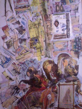 الفن في تونس - فن يحاول المحافظة على الطبيعة - سعد3
