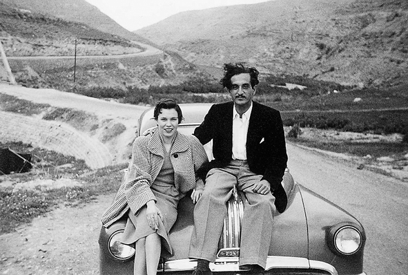 الثقافة العربية الأصيلة في صور - الإرث الثقافي الأصيل - فلسطين 1959