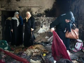 وفاة الضحية الثالثة لحريق قرية دوما، وإسرائيل لم تحاسب بعد