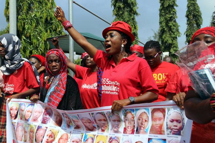 بوكو حرام - اختطاف الفتيات