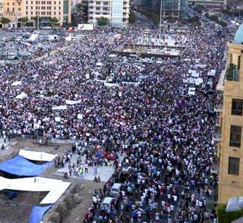 الحراك المدني اللبناني - 29 أغسطس