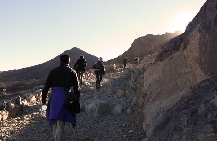 رياضات مثيرة في العالم العربي - تسلق الجبال
