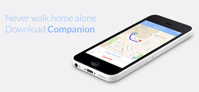 تطبيق Companion