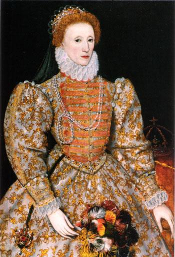 أحمر الشفاه - الملكة اليزابيث