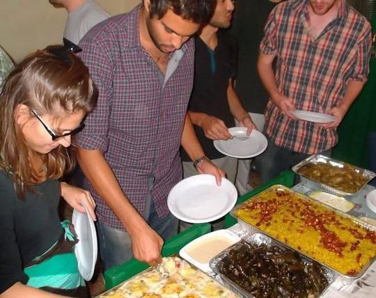 افضل مطاعم القاهرة - مطاعم شعبية في القاهرة ينصحنا بها عمرو حلمي - مطعم فرحات للحمام