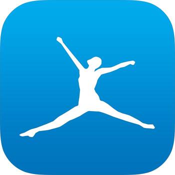 تطبيقات خسارة الوزن - تطبيقات تساعدكم على خسارة الوزن - تطبيق FitnessPal_iOS-App-Icon