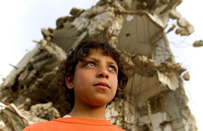 عنصرية إسرائيل ضد عرب الـ48 في 8 نقاط - دمار منزل
