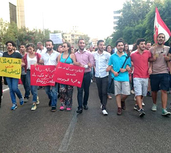 الحراك المدني اللبناني - 29 يوليو