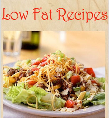تطبيقات خسارة الوزن - تطبيقات تساعدكم على خسارة الوزن - تطبيق Low-Fat-Recipes