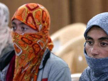 """""""زوجتكِ نفسي""""، شعار داعش للاعتداء على النساء"""