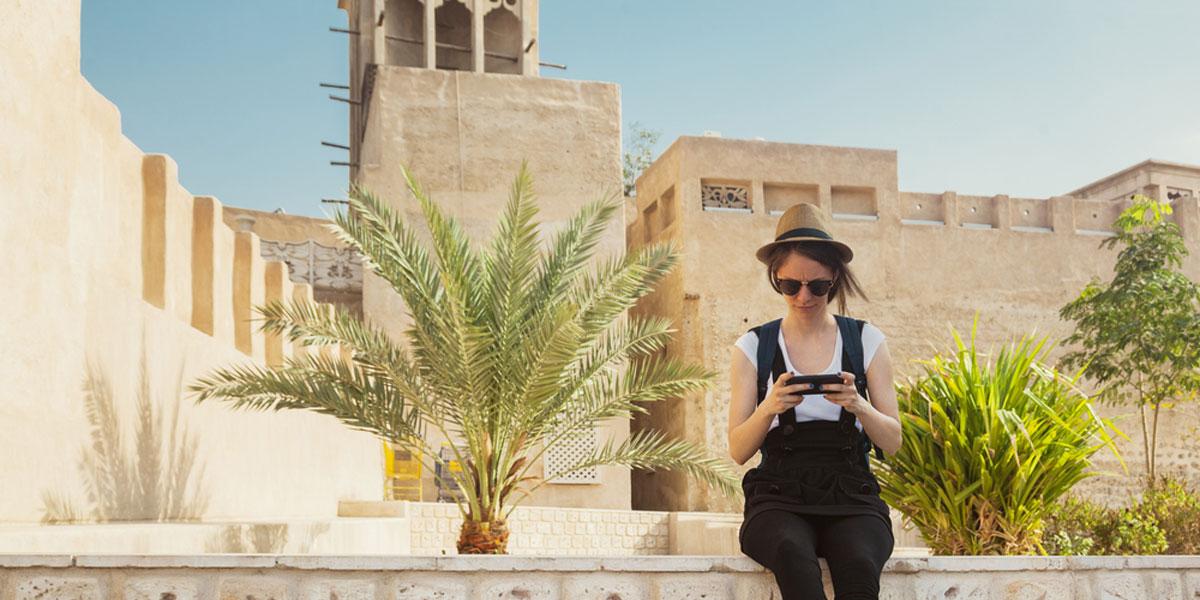 تطبيقات تسهّل عليكم الحياة في دبي