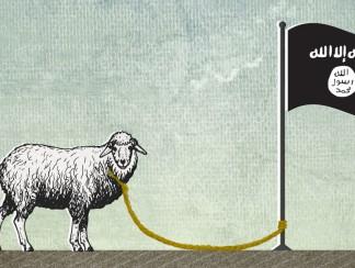 عيد الأضحى على طريقة داعش