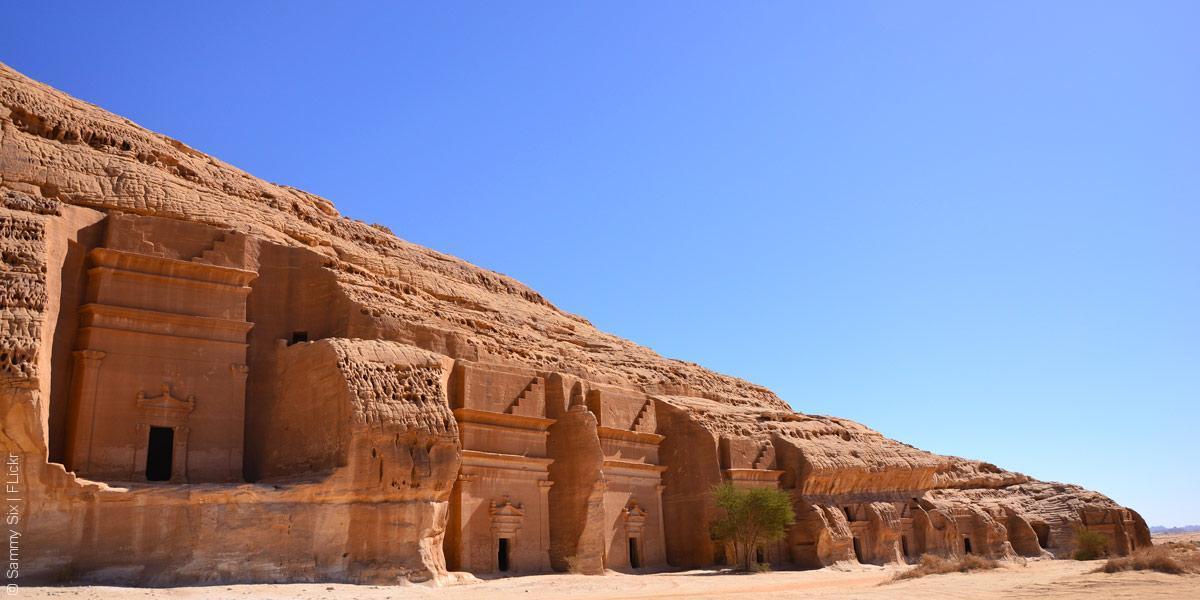 في السعودية جواهر سياحية عدّة مجهولة