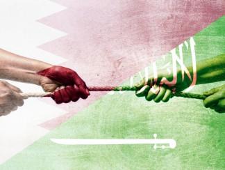 كيف قضى الصراع السعودي الإيراني على النفوذ القطري؟