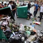 Timeline الحراك المدني اللبناني
