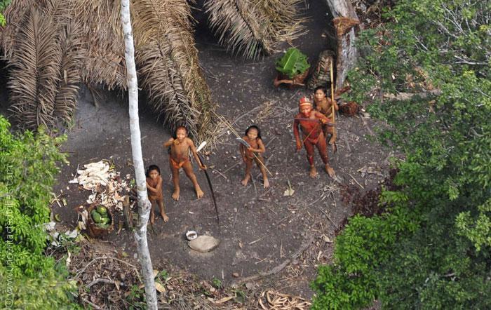 قبائل بدائية - قبيلة ماشو