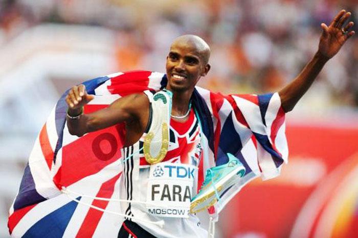 لاجئون تحولوا إلى نجوم رياضيين - مهاجرون تحولوا إلى نجوم رياضيين - محمد فرح