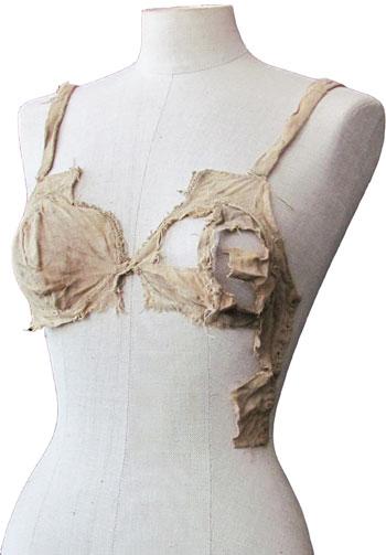 قصة الصدرية - Oldest-bra