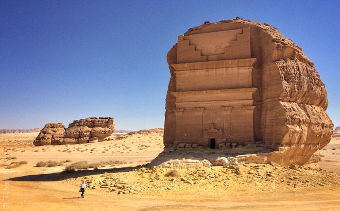 السياحة في السعودية - مدائن صالح