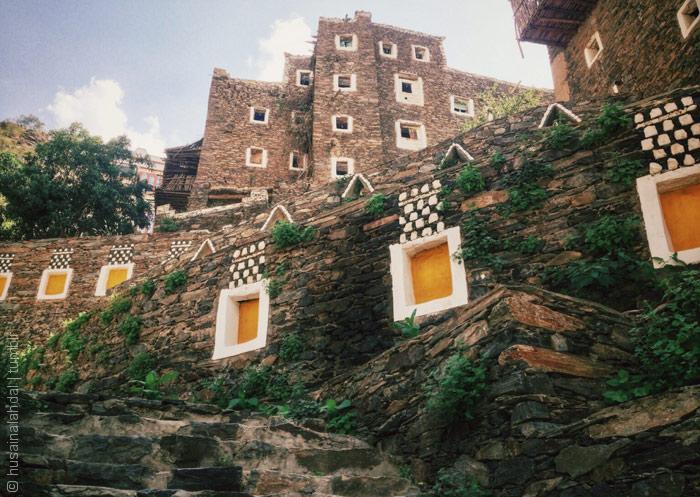 السياحة في السعودية - منطقة عسير