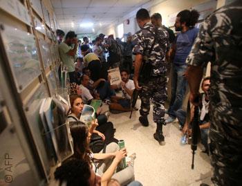الحراك المدني اللبناني - 1 سبتمبر