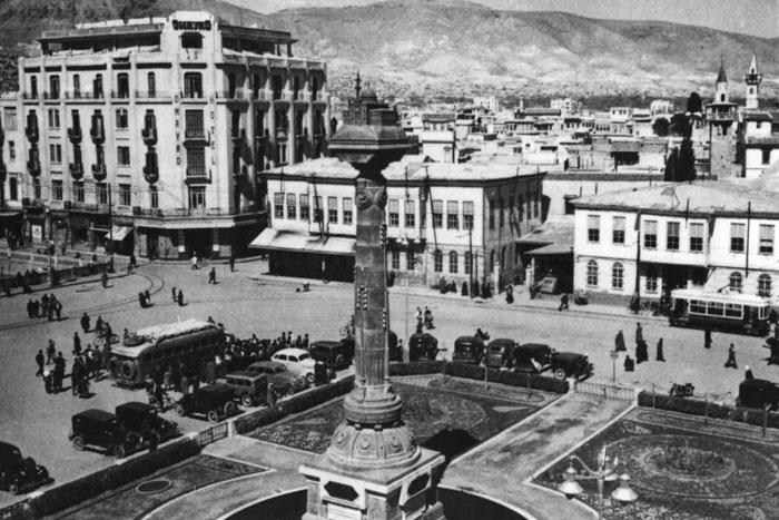 الحنين الى الماضي - دمشق قديماً